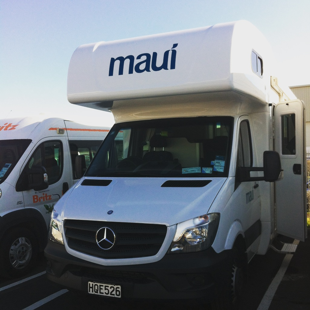 Mauni campervan