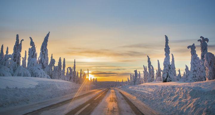 从北方极寒之地到南方大都会,瑞典处处值得一游。