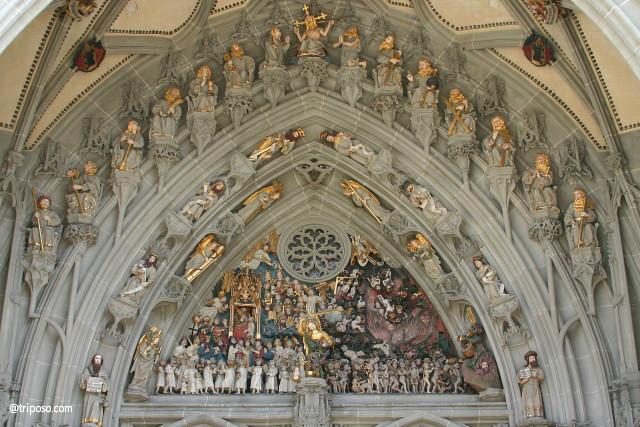 伯尔尼阶梯大教堂