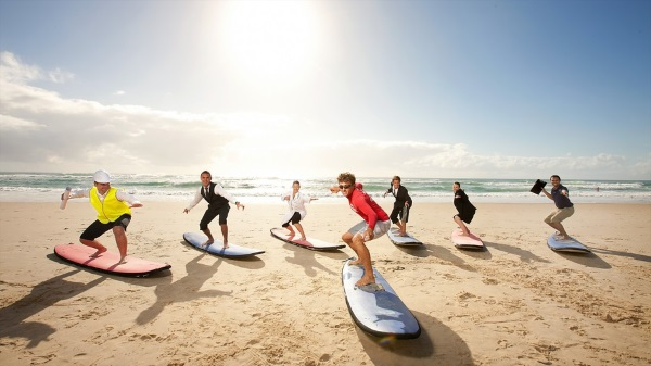 冲浪者天堂Surfers Paradise