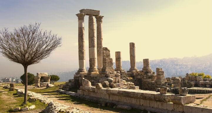 千年间,约旦见证了多个伟大文明的起起落落。