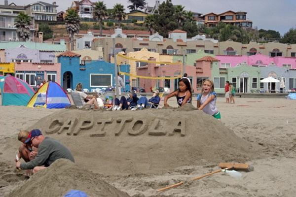卡皮托拉七彩小镇