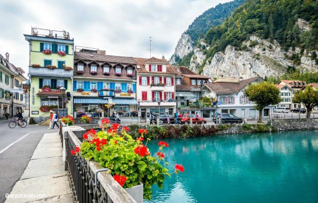 因特拉肯(瑞士)