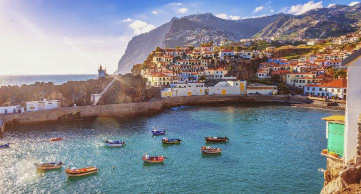 在马德拉度假少不了怡然自得的海岛生活。