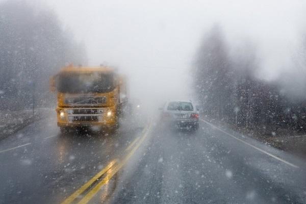 房车旅行意外-天气骤变
