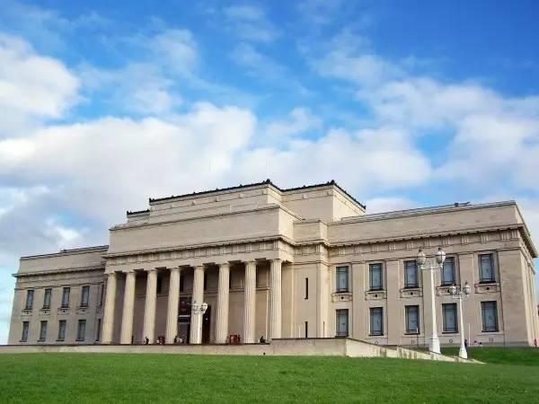 奥克兰景点奥克兰战争纪念博物馆