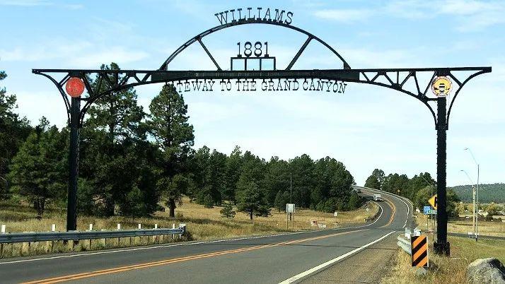 66号公路小镇 威廉姆斯