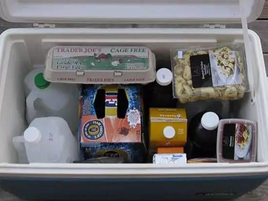 旅行必备-房车便携小型冰桶