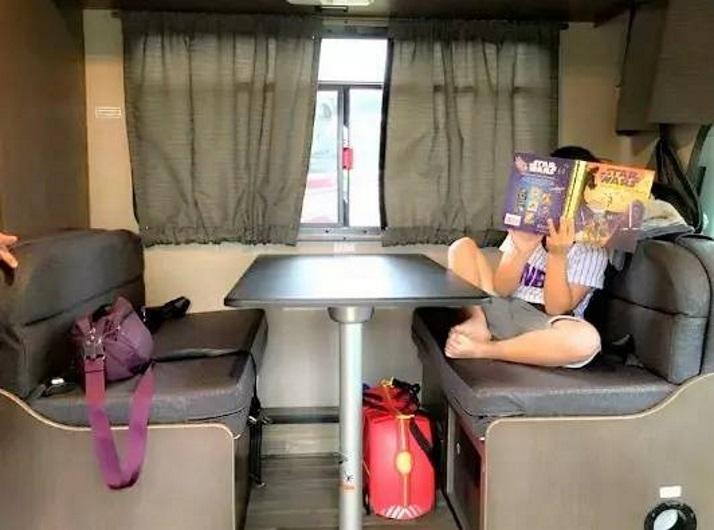 带孩子房车旅行