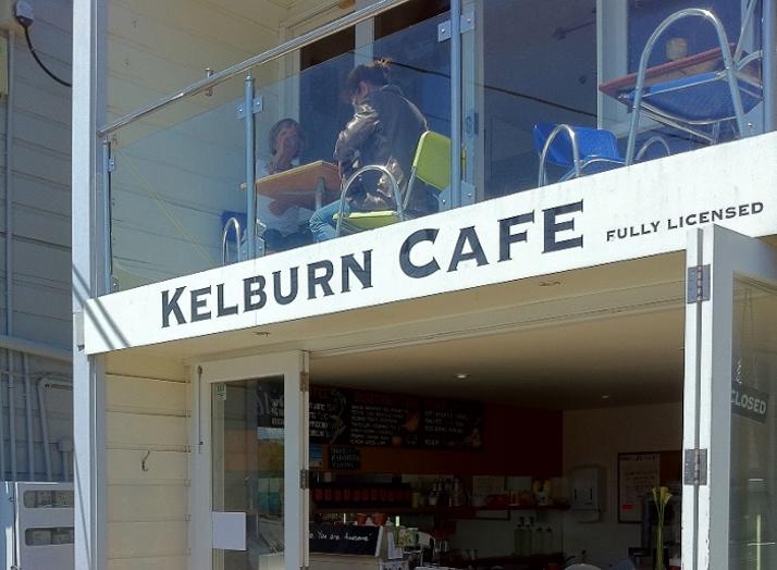 北岛惠灵顿山顶咖啡馆Kelburn