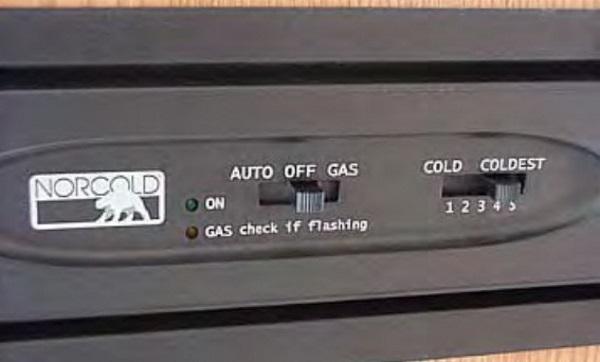 美国加拿大房车-冰箱