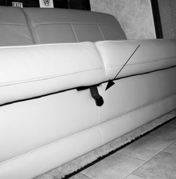 美国加拿大房车沙发