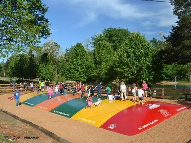 房车营地儿童游乐场