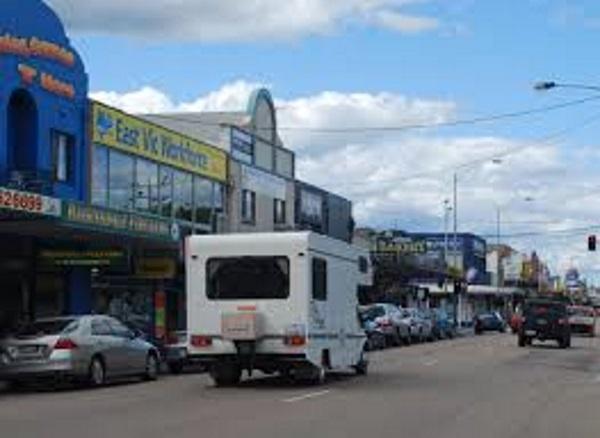 澳洲东海岸房车自驾之旅