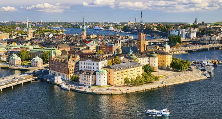斯德哥尔摩将悠久历史与尖端前沿轻松融合,让人印象深刻。