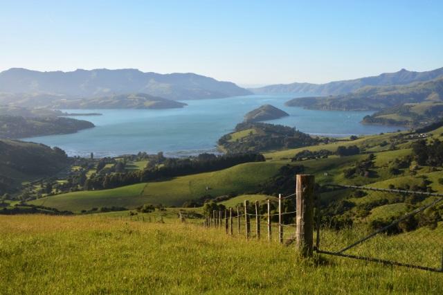 新西兰基督城阿卡罗拉