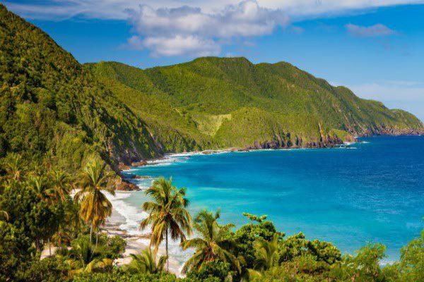 游览美属维尔京群岛,休闲轻而易举。