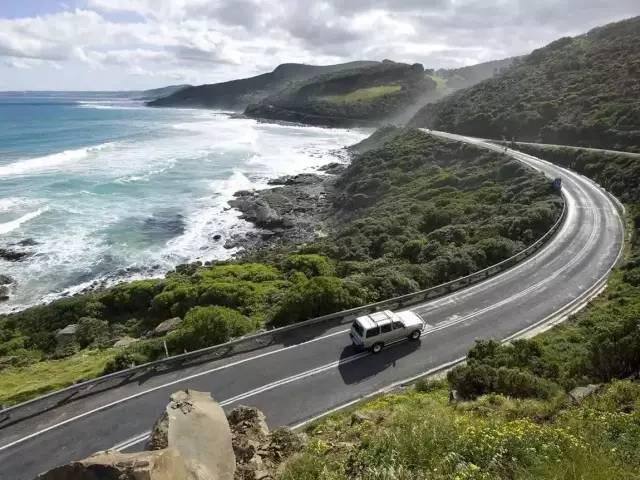 在澳大利亚·大洋路房车自驾