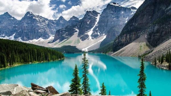 加拿大班夫国家公园