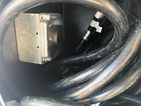 房车装置-电源线