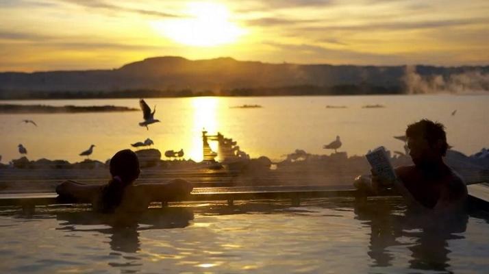 罗托鲁瓦温泉spa