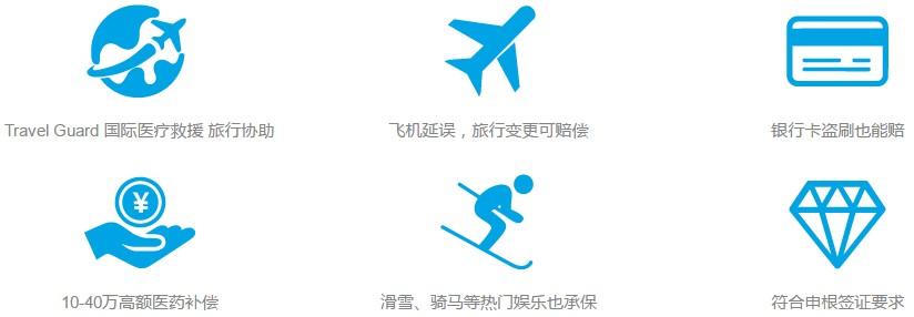 旅行保险-美亚保险