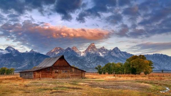 美国公园-大提顿国家公园