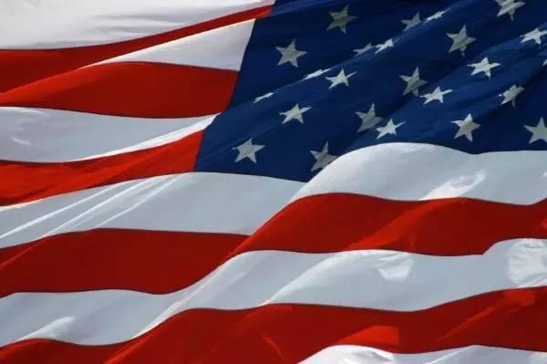 美国房车自驾-美国国旗