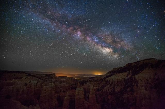 美国布莱斯峡谷国家公园