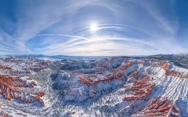 美国布莱斯峡谷