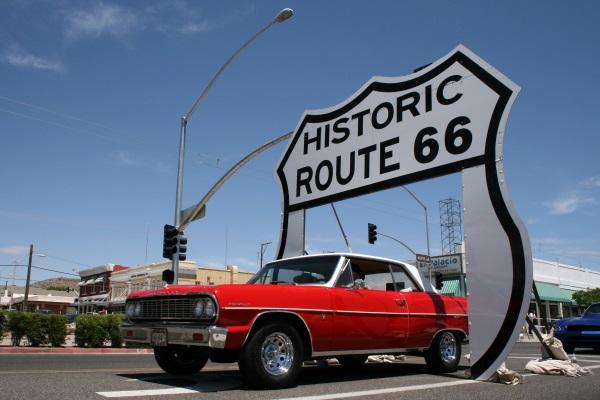 美国房车自驾景点-金曼66号公路博物馆