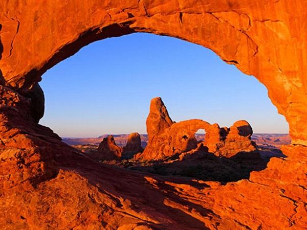 美国西部风光-拱门国家公园
