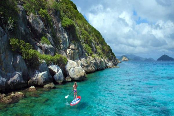 美属维尔京群岛之旅让您神清气爽、精神鼓舞。