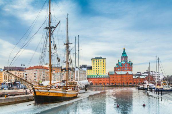 若您创造机会,赫尔辛基定会展现魅力。