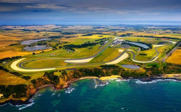 澳大利亚菲利普岛的美丽景色