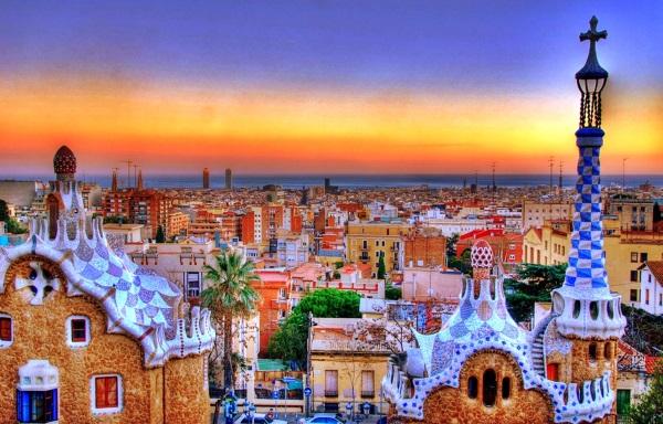 西班牙景点-巴塞罗那