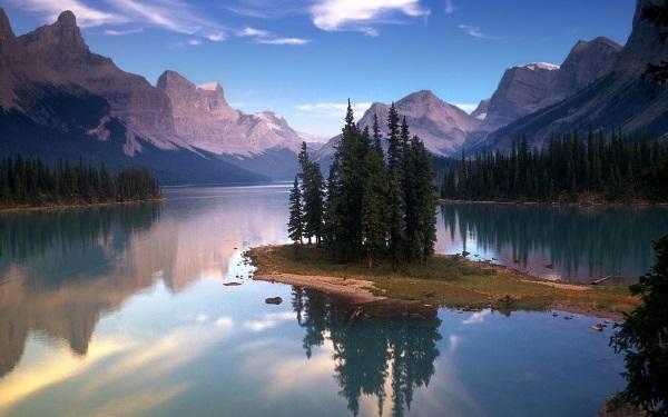 加拿大贾斯珀国家公园房车自驾