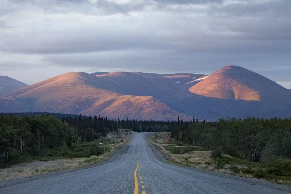 阿拉斯加公路