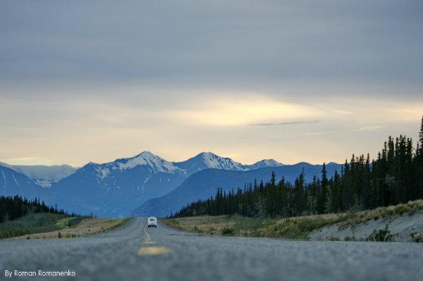 阿拉斯加公路旅行