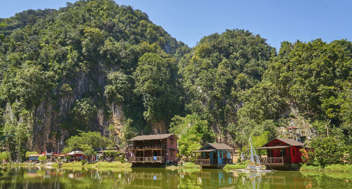 马来西亚的富饶和多样性让人惊叹不已