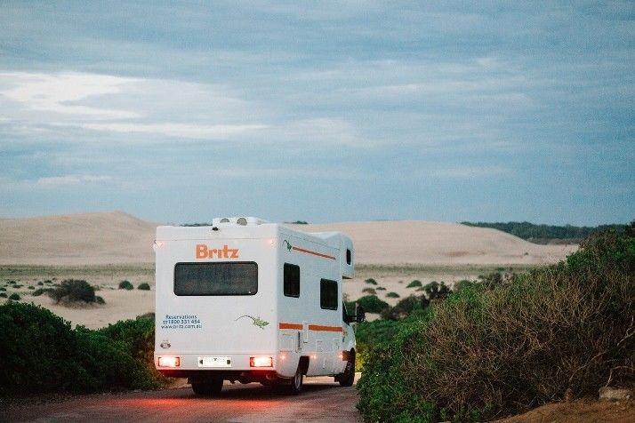 澳洲房车自驾游房车营地