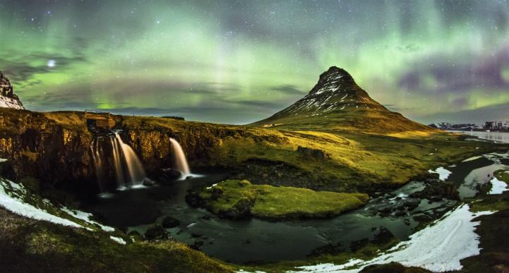 冰岛房车自驾