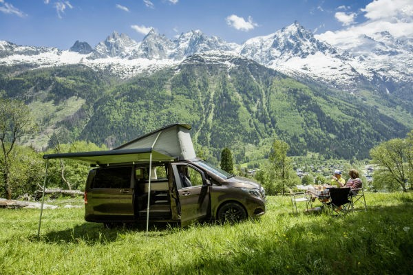 These campervans from Mercedes-Benz are making waves amongst enthusiasts.