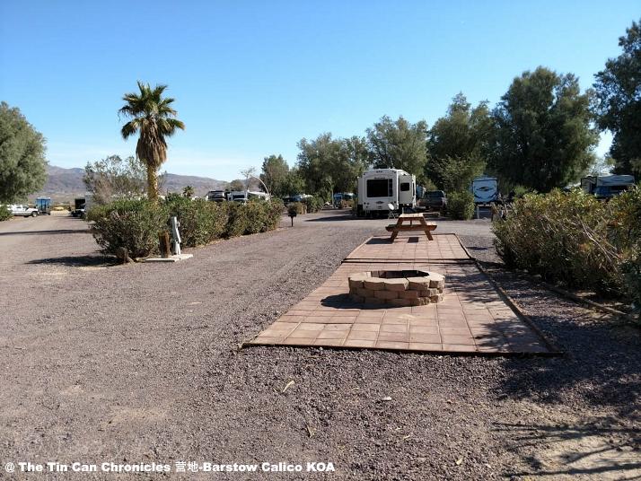 美国拉斯维加斯房车自驾游 巴斯托房车营地