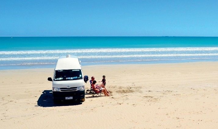 南澳大利亚房车营地