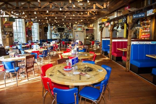 圣莫妮卡巴布甘虾餐厅