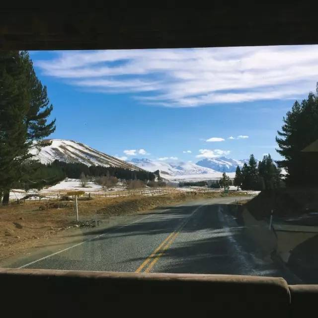 特卡波到库克山的路上-Apple