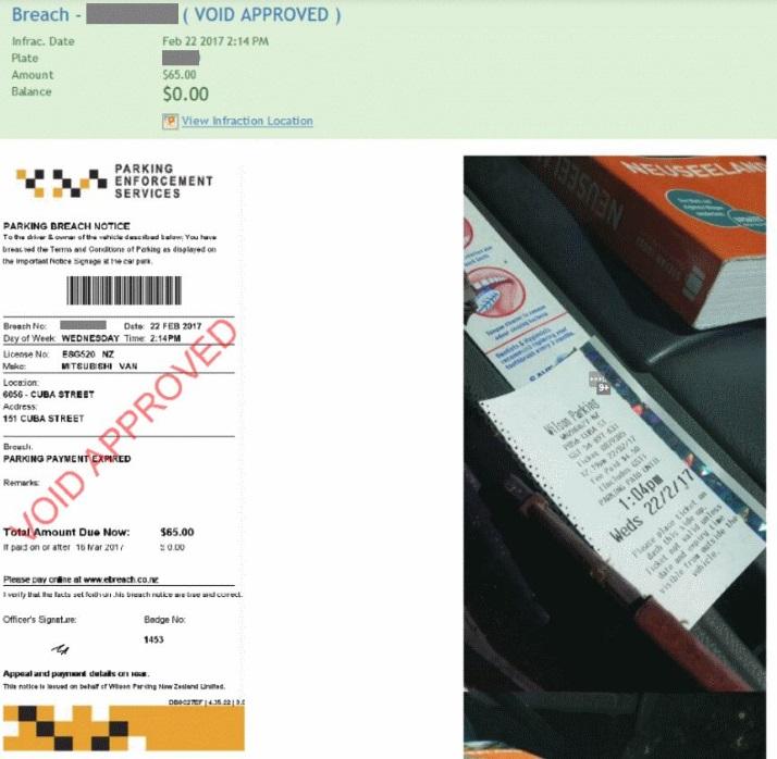 海外房车自驾游罚单