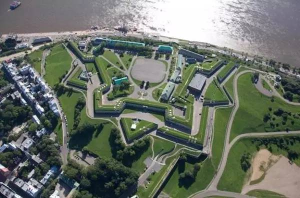 星型城堡Citadel