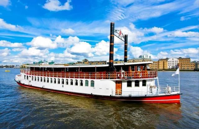 皇后镇恩斯洛蒸汽船